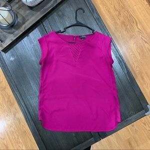 The Limited Fuchsia Blouse Size S